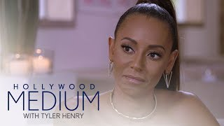 Video Mel B Gets Emotional Hearing About Her Late Grandfather | Hollywood Medium with Tyler Henry | E! MP3, 3GP, MP4, WEBM, AVI, FLV Desember 2018