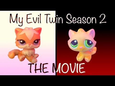 LPS My Evil Twin Season 2 THE MOVIE