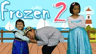 Frozen Eps 2 | Perebutan Tahta | Drama Dongeng Anak