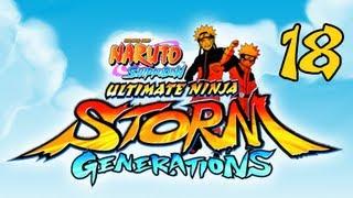 Naruto Shippuden Ultimate Ninja Storm Generations - Walkthrough Part 18 Father's Last Words