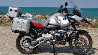 6. 2004 BMW R1150GS Adventure Silver