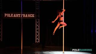 Pole Show Project organisé par Allegra Bird