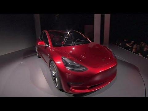Το 2018 οι δρόμοι θα γεμίσουν Μοντέλα 3 της Tesla – economy
