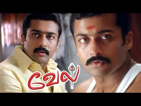 Video Vel | Vel full Movie | Vel Tamil Movie Scenes | Suriya meets his real parents | Vel best scenes download in MP3, 3GP, MP4, WEBM, AVI, FLV January 2017