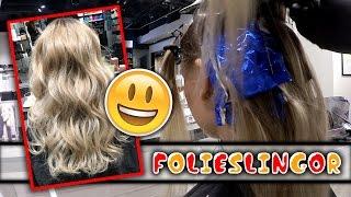 Video Gör en perfect blonde på salongen | vlogg download in MP3, 3GP, MP4, WEBM, AVI, FLV Februari 2017