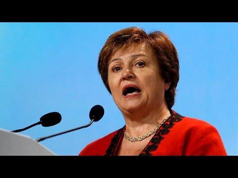 Η Κρισταλίνα Γκεοργκίεβα υποψήφια της ΕΕ για την ηγεσία του ΔΝΤ…