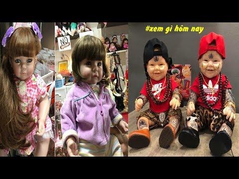 Lần đầu tiên được nhìn thấy bùa ngải búp bê Kuman Thong mà phát ớn luôn các mẹ ạ @ vcloz.com
