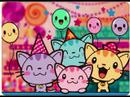 貓咪唱祝你生日快樂