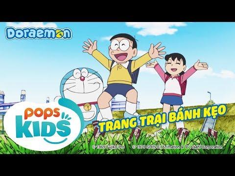 [S6] Doraemon Tập 278 - Máy Giao Dịch, Trang Trại Bánh Kẹo - Hoạt Hình Tiếng Việt - Thời lượng: 21:51.