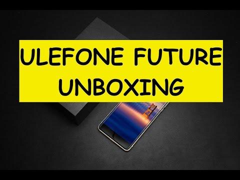 Unboxing Ulefone Future borderless e Benchmark ITA