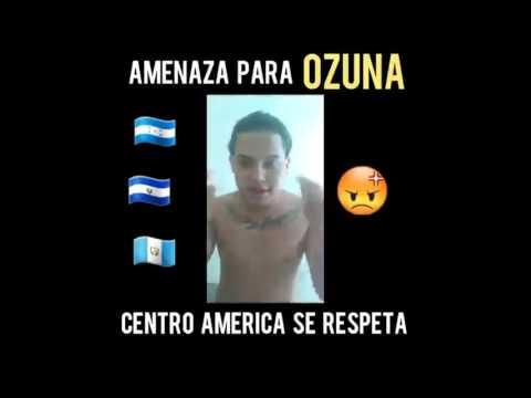 Hondureño amenaza a Ozuna por incidente con guardia (VIDEO)