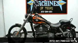6. 2011 Harley-Davidson FXDWG - Dyna Wide Glide  - Dream Mac...