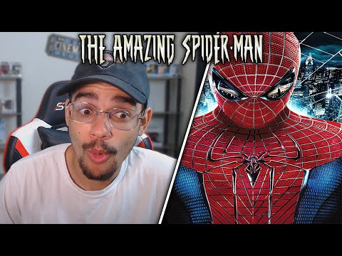 The Amazing Spider-Man (2012) Movie Reaction! FIRST TIME WATCHING!