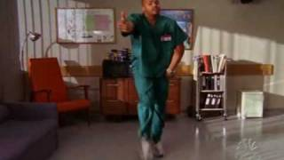 Turk auditions for the air band