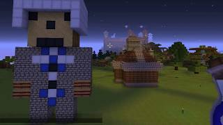 Castletown United Kingdom  city photos : FriendlyMinecraft.UK (Acacia Castle Town)