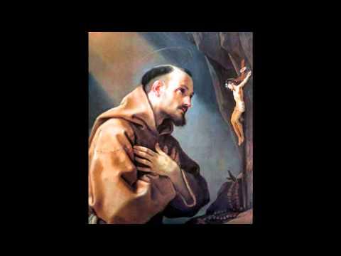 Cristo quero ser instrumento ( Ora��o de s�o Francisco - Ora��o pela paz )