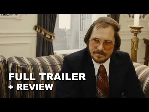 American Hustle Official Trailer 2
