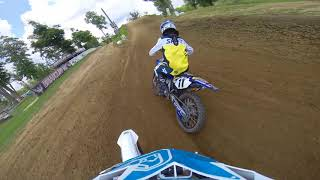 7. 2019 Husky FX350 First Ride at Briarcliff MX