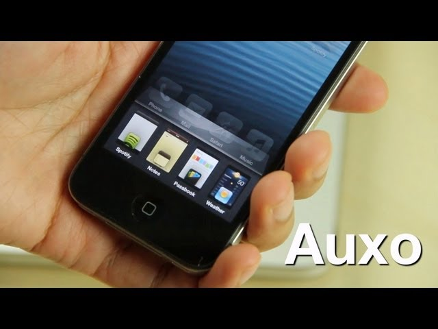 Auxo improves the iOS App Switcher - Now Available!