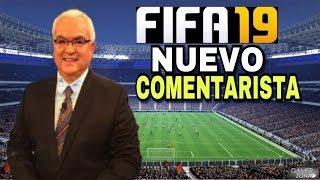 Video FIFA 19 TENDRÁ NUEVO COMENTARISTA PARA LATINOAMERICA!! MP3, 3GP, MP4, WEBM, AVI, FLV Oktober 2018