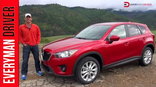 2014 Mazda CX-5 DETAILED Review On Everyman Driver