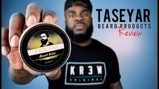 Beard Oil & Beard Balm   How To Reduce Patchy Beards with Taseyar Beard Growth Products