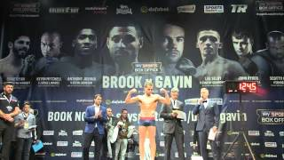 Matchroom Boxing Streaming Today's Weigh-in From 12.30pm