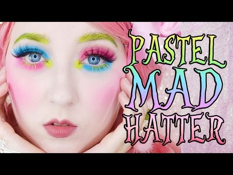 Mad Hatter inspired Makeup Tutorial
