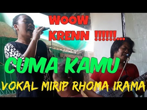 Video LATIHAN DUET DANGDUT SONETA SUARA NYA MIRIP RHOMA IRAMA- CUMA KAMU download in MP3, 3GP, MP4, WEBM, AVI, FLV January 2017