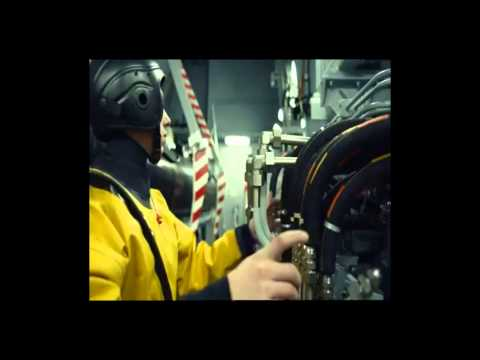 This Royal Navy ad escalates so quickly it gives you whiplash.