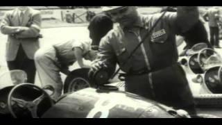 Maserati History - J.M. Fangio&Farina