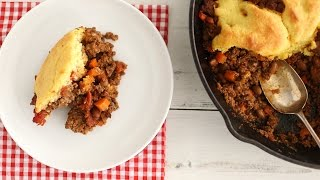 Cornbread and Chili Pie - Everyday Food with Sarah Carey by Everyday Food