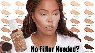 Video NEW! Colourpop No Filter Foundation Review + Wear Test | MakeupShayla MP3, 3GP, MP4, WEBM, AVI, FLV Juni 2018