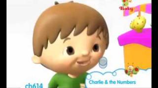 Video BabyTV Malaysia - Charlie & The Numbers Promo MP3, 3GP, MP4, WEBM, AVI, FLV Juli 2018