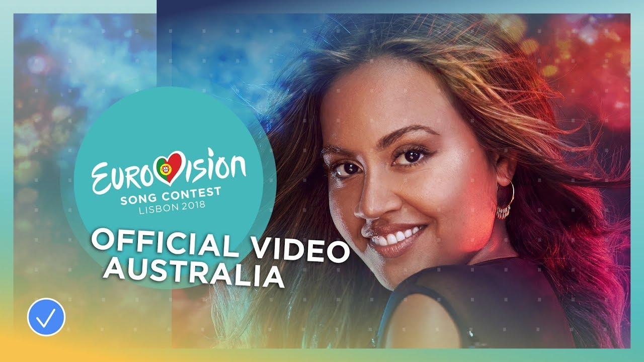 Jessica Mauboy - We Got Love (Austraalia 2018)
