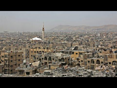 العرب اليوم - الجيش السوري يسيطر على دمشق ومحيطها