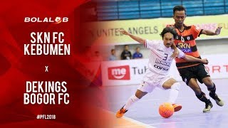 Video SKN Fc Kebumen (2) vs (1) Dekings Bogor Fc MP3, 3GP, MP4, WEBM, AVI, FLV Februari 2018
