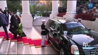 Matthew 7:7 Press Latest Update WASHINGTON, DC USA - AUGUST 05 21014 - Swaziland King Mswati III and spouse arrive at...