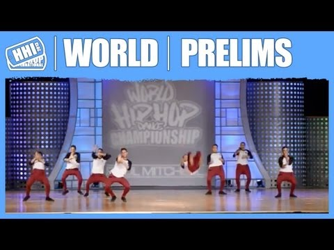 Dark Rules 2.0 - Spain (Adult) @ HHI's 2013 World Hip Hop Dance Championship