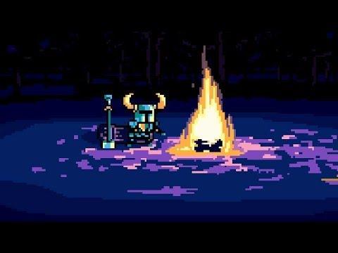 Прохождение Shovel Knight Часть 1