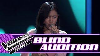 Video Meiska - Rindu   Blind Auditions   The Voice Kids Indonesia Season 3 GTV 2018 MP3, 3GP, MP4, WEBM, AVI, FLV Juli 2018