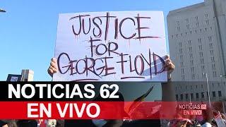Protestas por la caída de George Floyd – Noticias 62 - Thumbnail