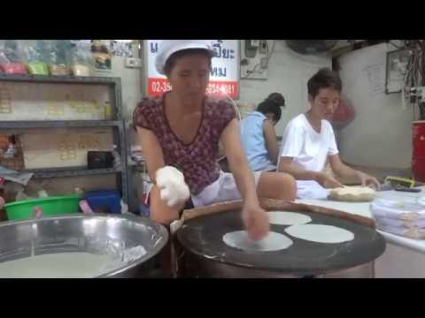 Как делают рисовую бумагу