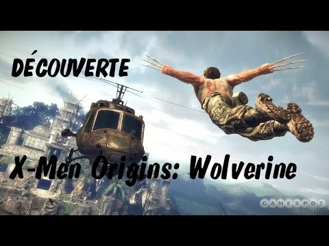 Découvert de X-Men Origins: Wolverine