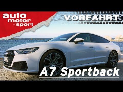 Audi A7 Sportback (2018) - Die 7 wichtigsten Fakten ...