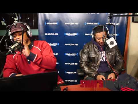 Sway in the Morning A&R Room with Maino