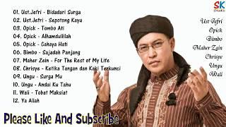 Video Lagu Religi Ust Jefri, Opick, Bimbo, Maher Zein, Ungu & Wali (Syahdu - Enak di Dengar) #01 MP3, 3GP, MP4, WEBM, AVI, FLV Juni 2018