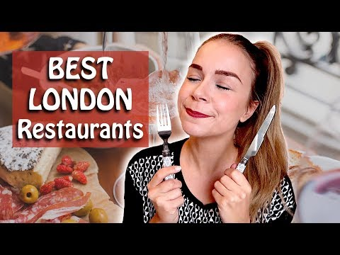 The BEST Restaurants in London - My favourites