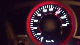 9. Kymco People GTi 300 max speed 0-170km