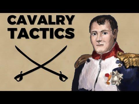Cavalry Combat & Tactics during Napoleon (видео)